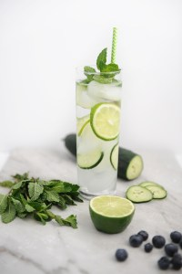Cucumber water 2 1