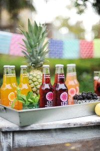 Friendsday Night Party In the Park and a New Yummy Mocktail Recipe