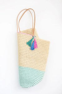 DIY Summer Tote Bags
