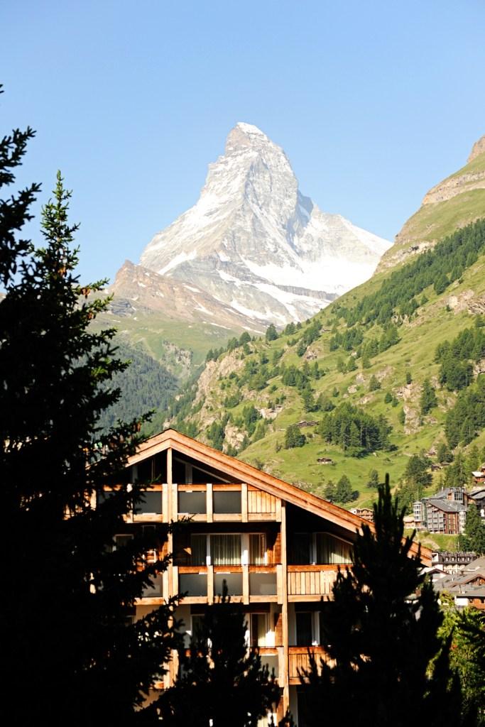 travel to zermatt
