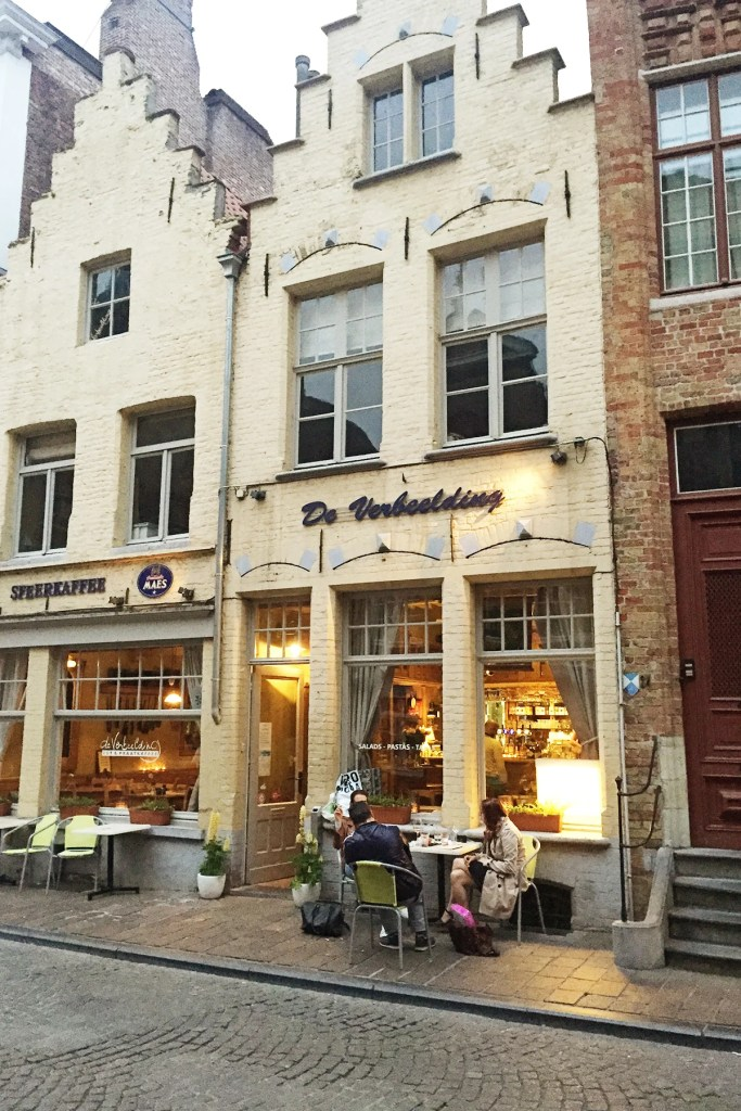 where to eat in Bruges