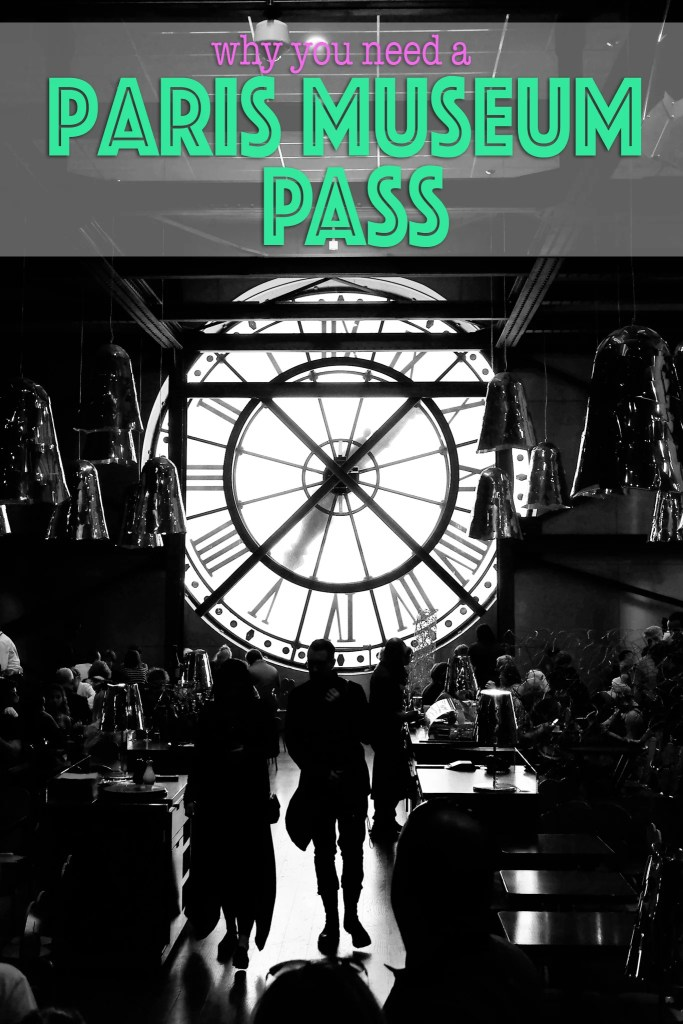 Paris Museum Pass: See over 50 Museums and Monuments and Skip Long Lines