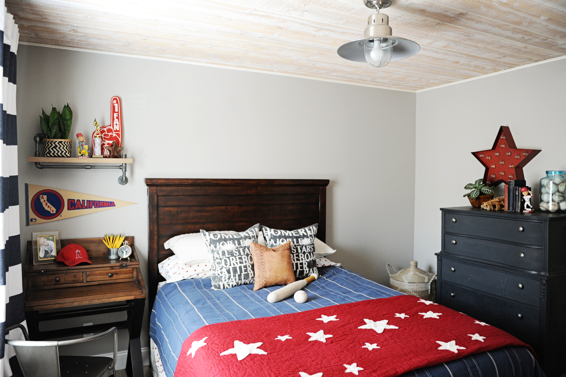 Tween Boy Bedroom Design & Decor Ideas