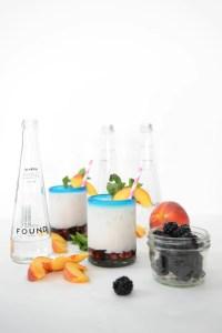 How to Make an Italian Soda: Blackberry Peach Italian Soda Recipe