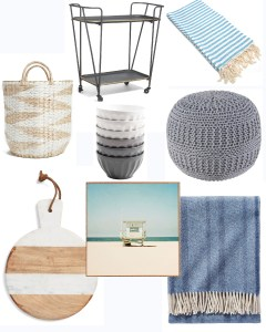Nordstrom anniversary sale home decor
