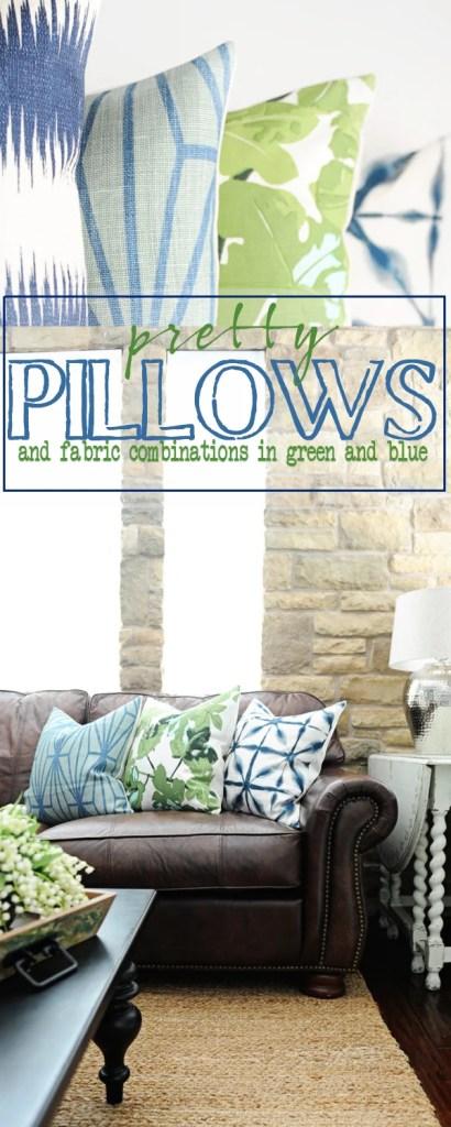 picking pillow patterns