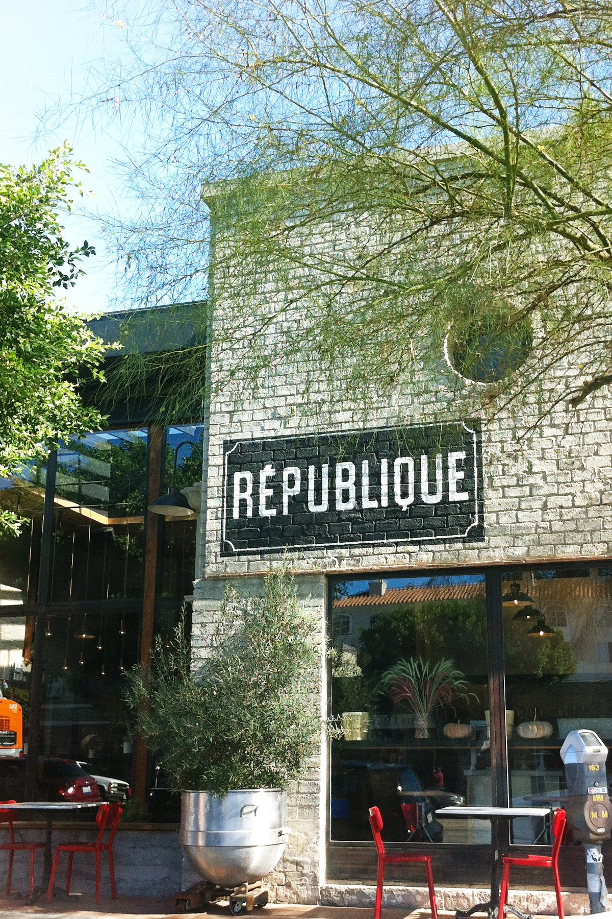 Destination Design: Republique Los Angeles