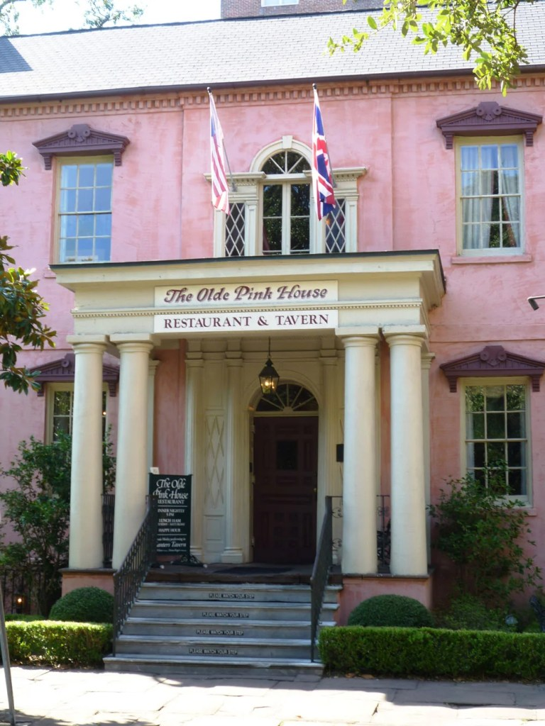 restaurants in savannah georgia