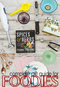 Complete gift guide for foodies