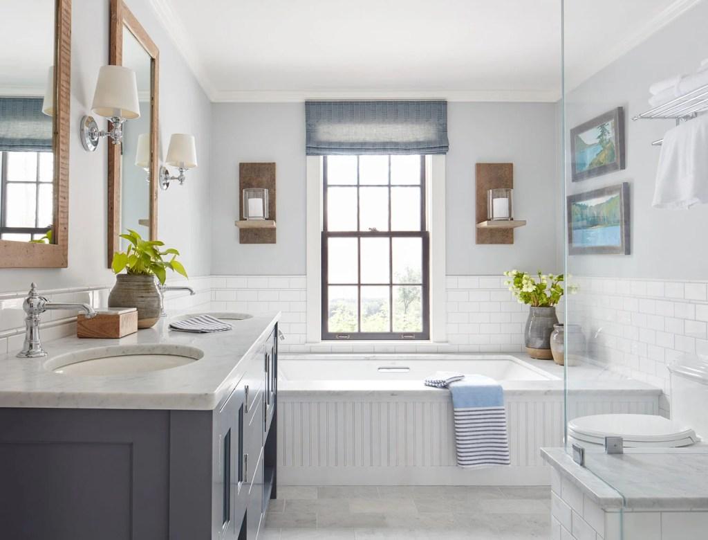 fixer upper bathroom design
