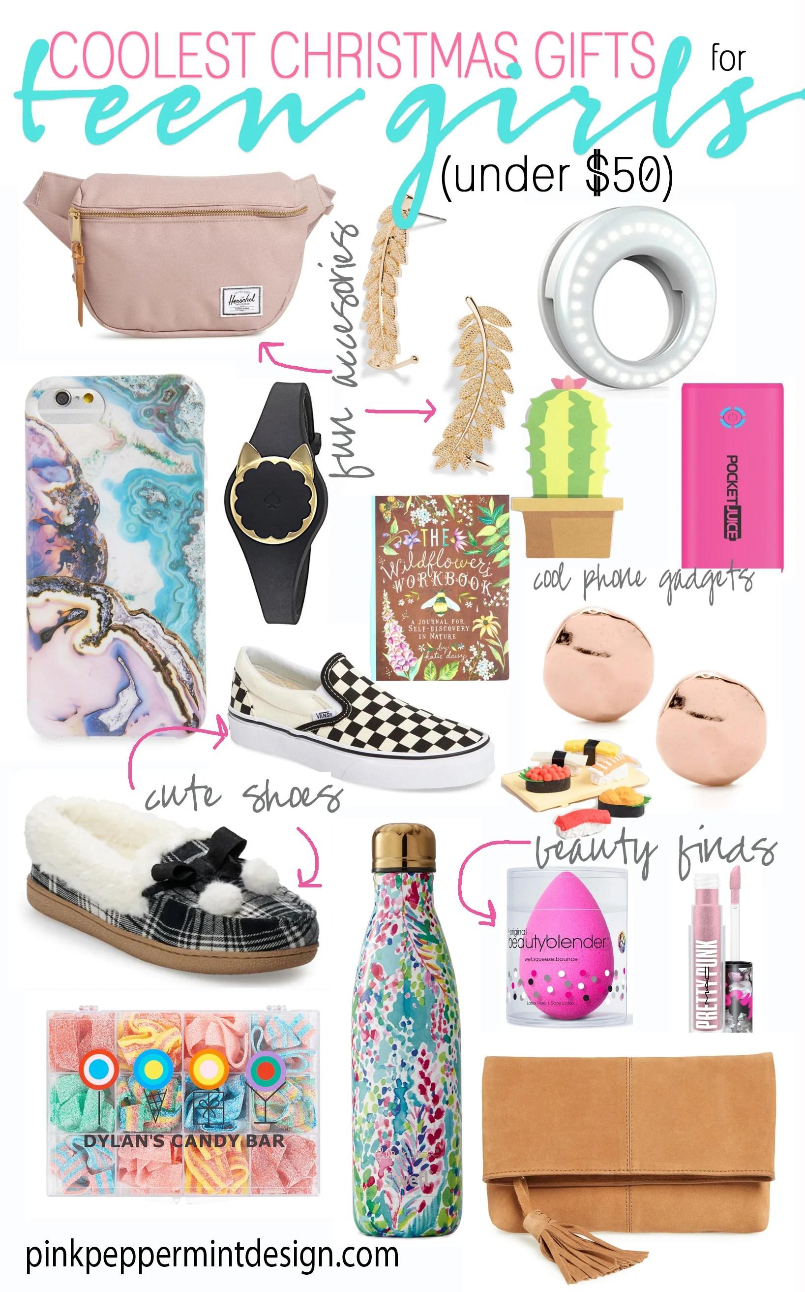 Teenage Tween Girl Christmas List T Ideas For Teen