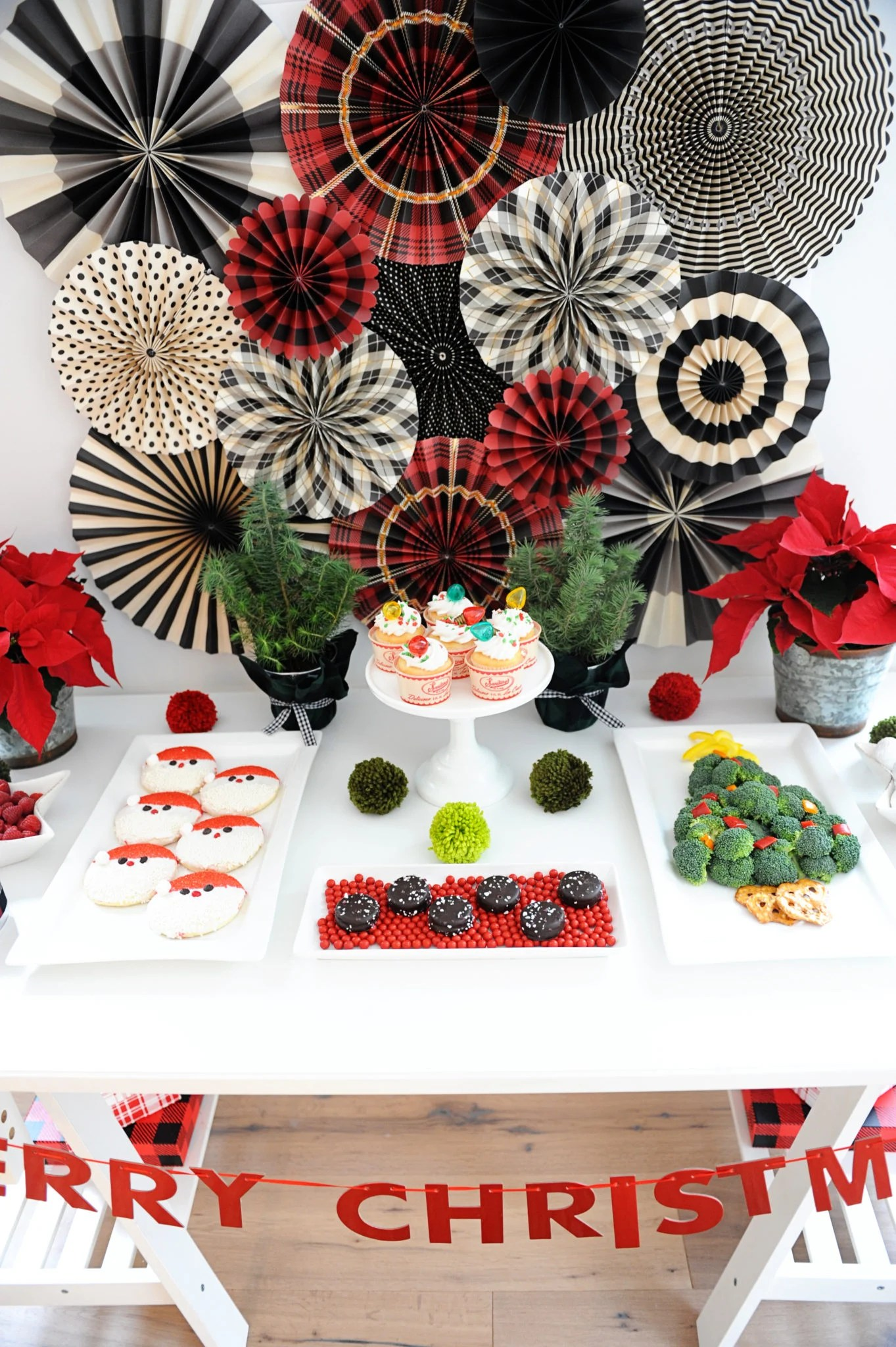 Ugly sweater party food ideas