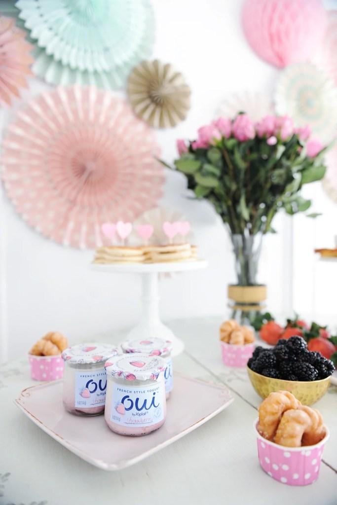 galentine's valentine's day brunch party ideas