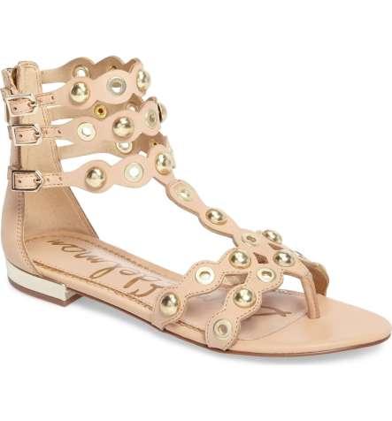 gladiator sandals sam edelman