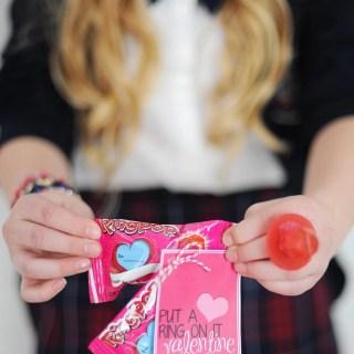 Ring valentine 4