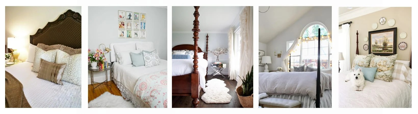 Wednesday beautiful bedrooms tour