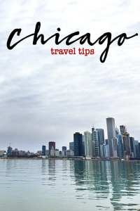 Chicago travel tips 2018 copy1