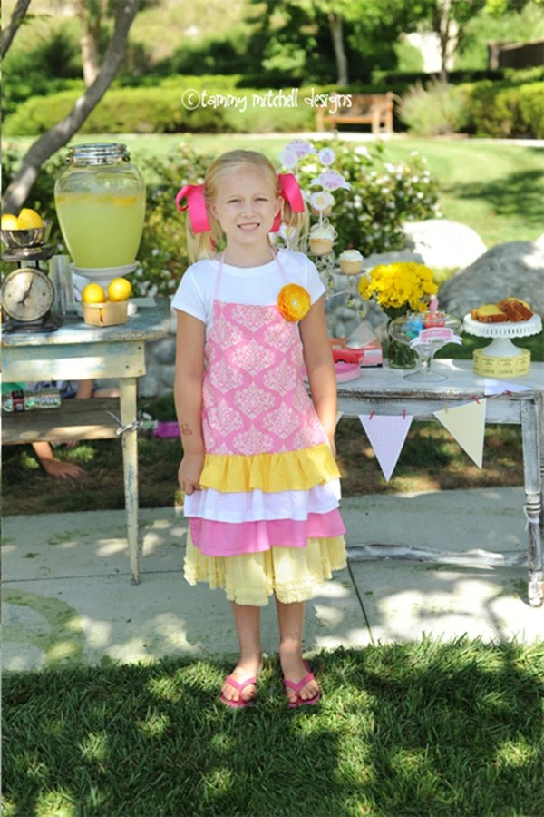 Lemonade Stand for Charity Ideas : The Wounded Warrior