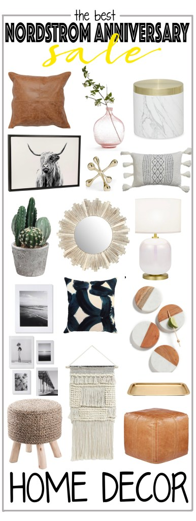 Best Nordstrom Anniversary Sale Home Decor Picks