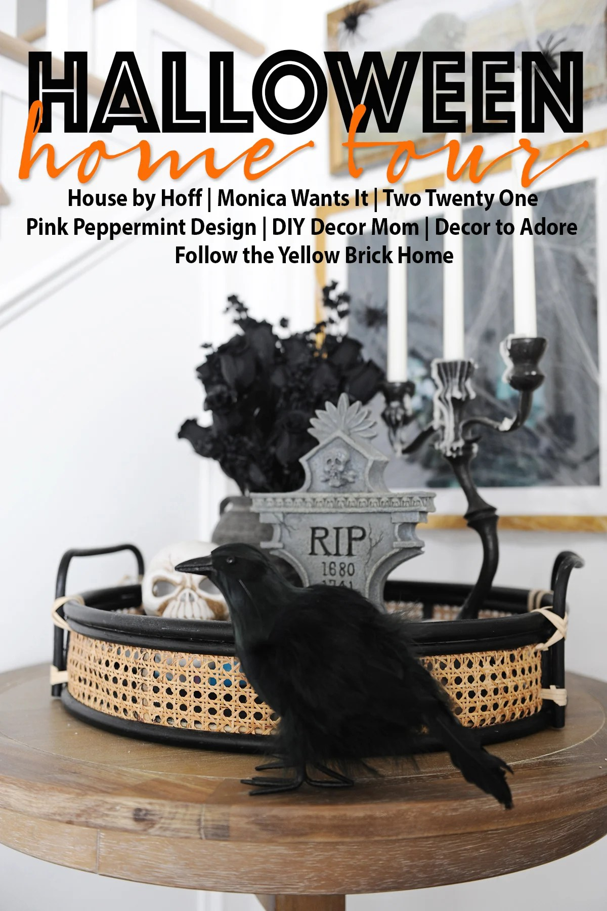 Halloween Home Tour : 7 Great Halloween Design Ideas