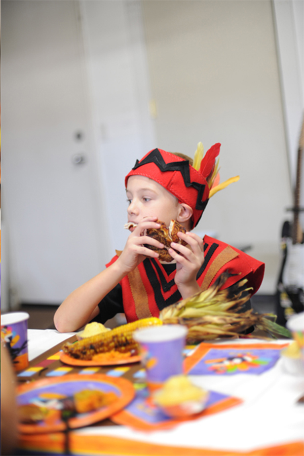 thanksgiving feast ideas for your classroom