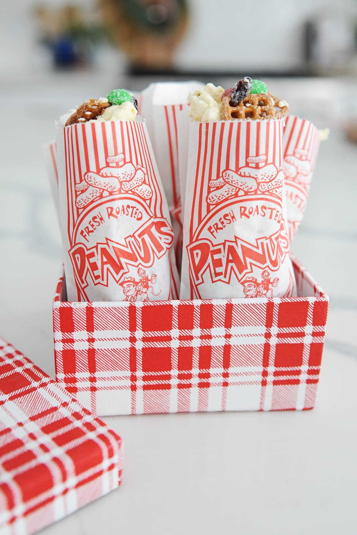 How to make popcorn mix recipes