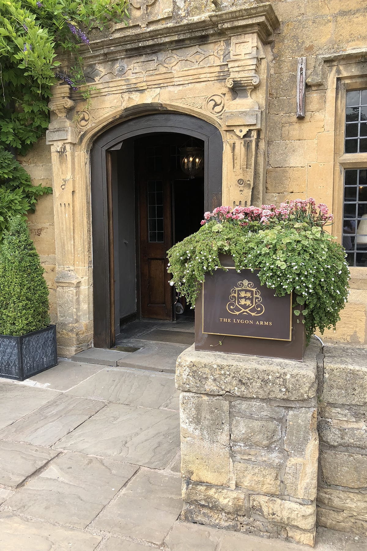 Cotswolds hotels the lygon arms