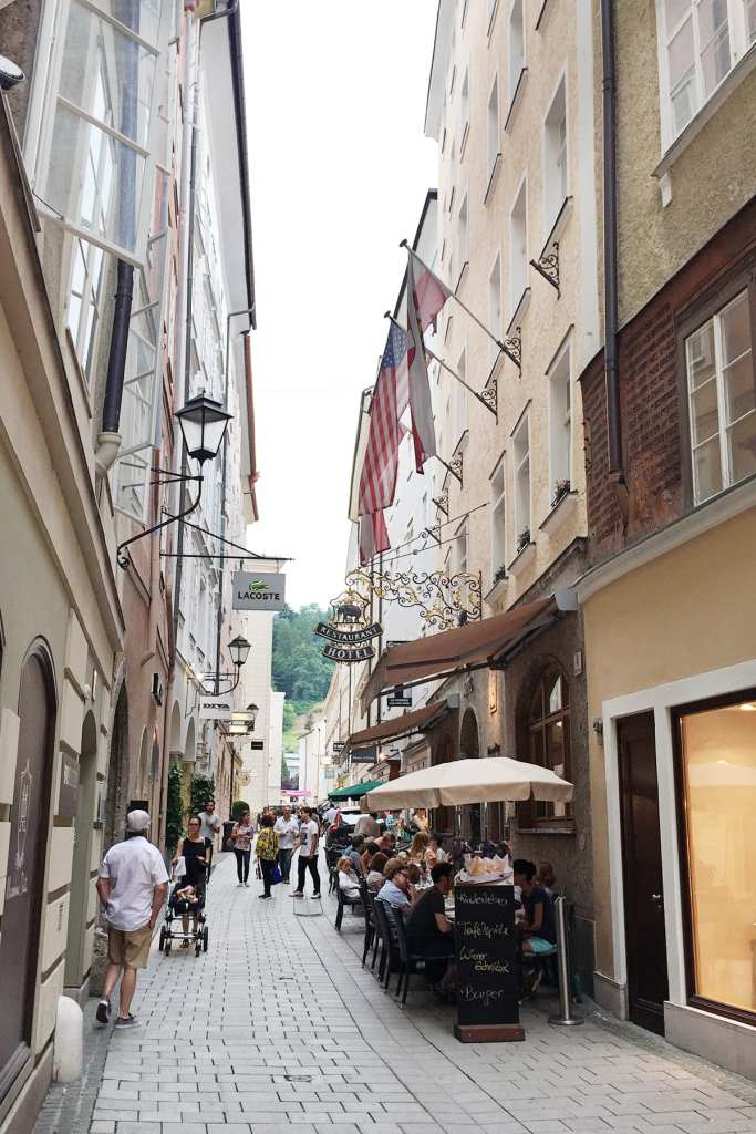 Best Family Hotels in Salzburg: Hotel Elefant Salzburg
