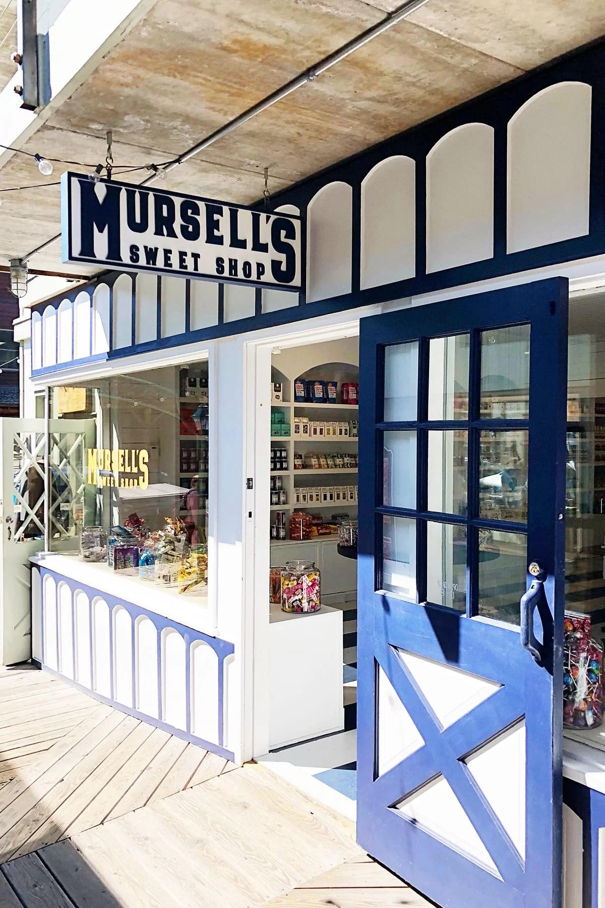 Mursells sweet shop jackson hole WY