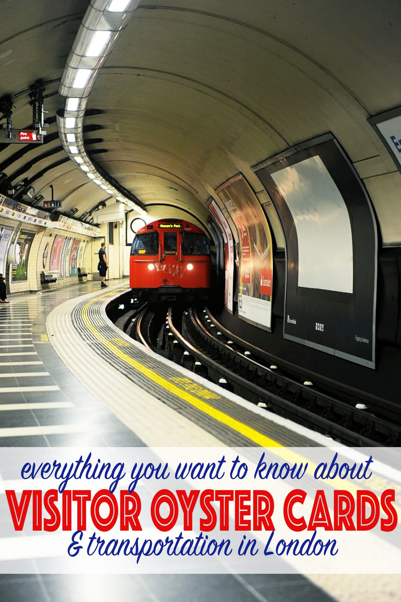 Visitor Oyster Cards : Tips for Getting Around London
