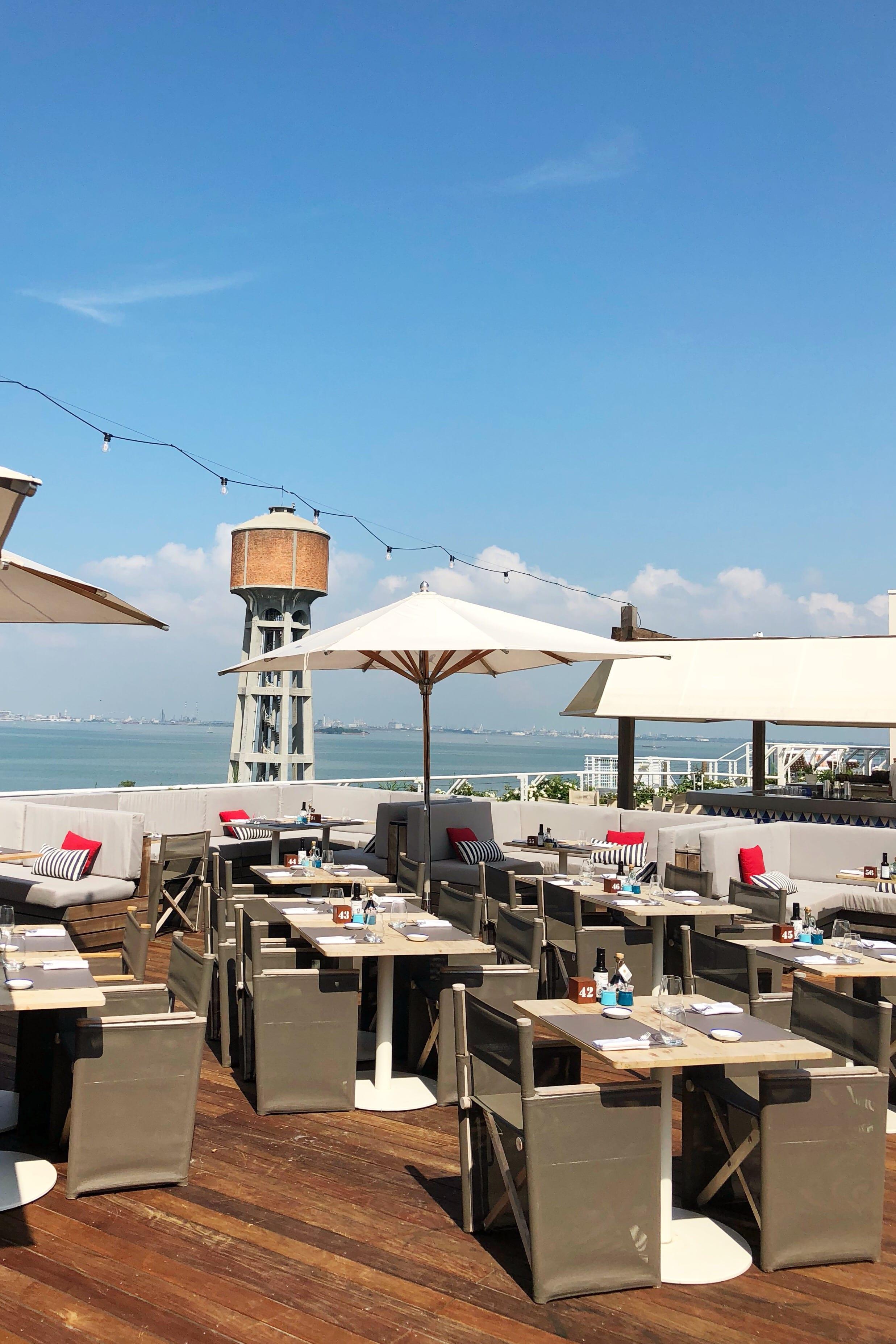 JW Marriott Venice Italy Restaurants