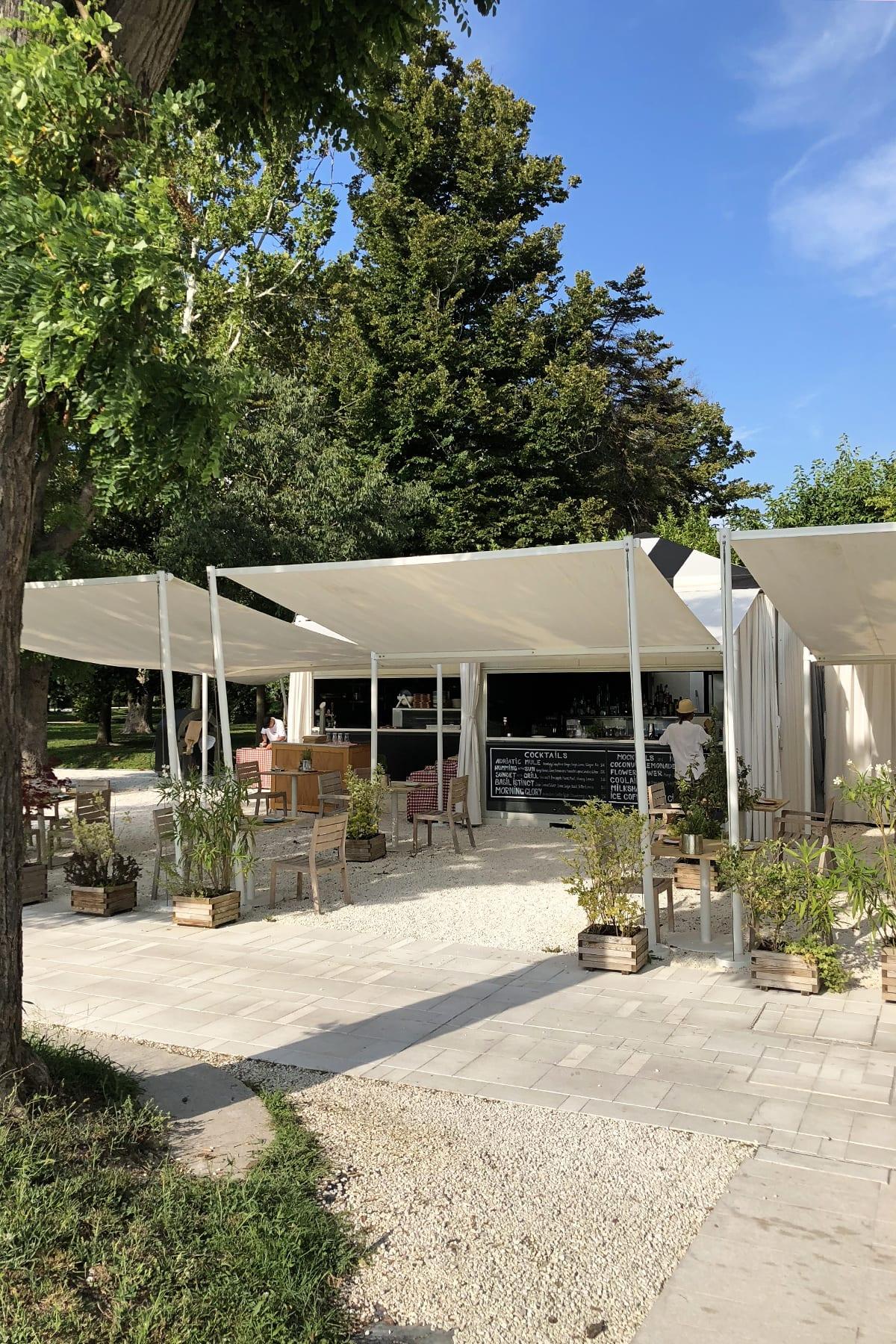 Jw marriott venice italy poolside restaurant family pool