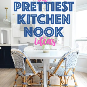 Prettiest kitchen nook ideas