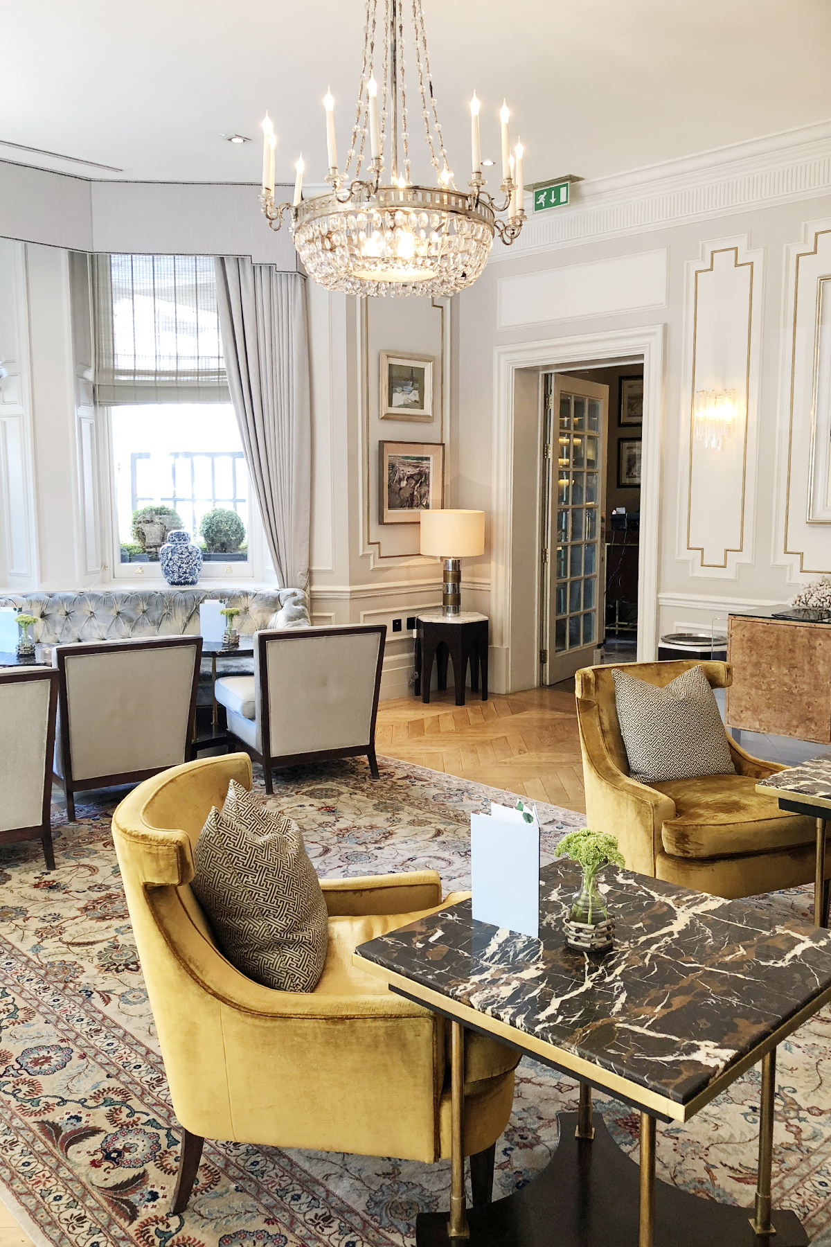 The kensington hotel london 5