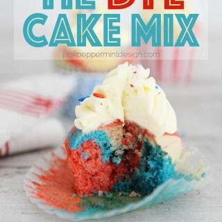 Tie dye cake mix 11