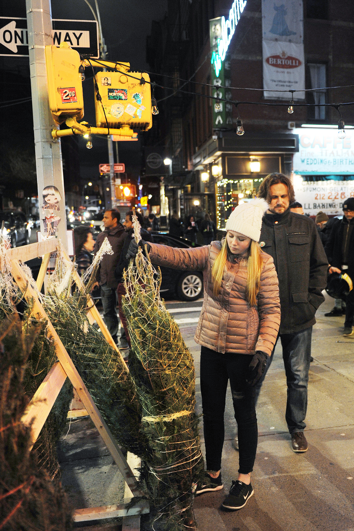 Christmas in nyc with teenagers