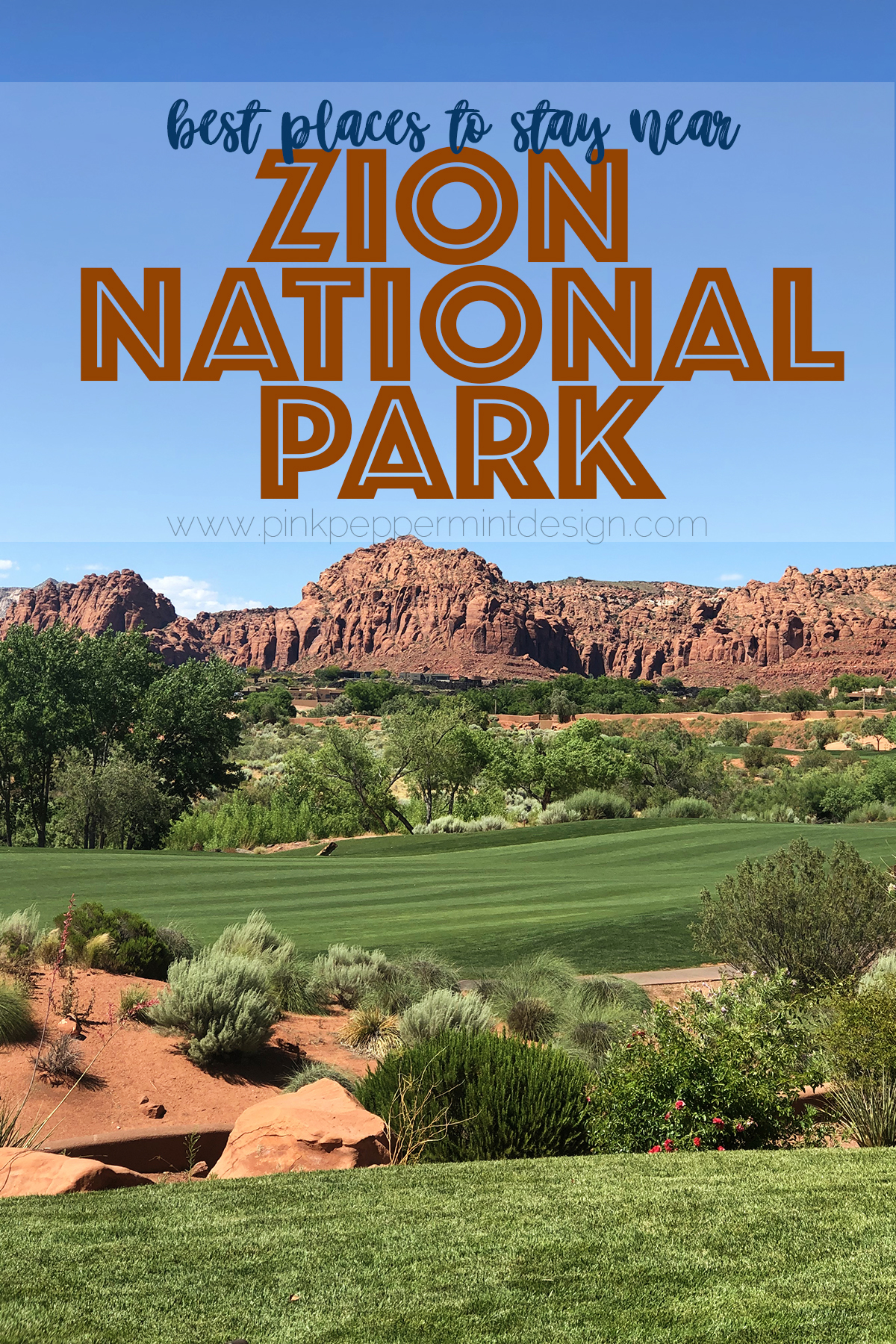 Inn at Entrada : Places to Stay Near Zion National Park