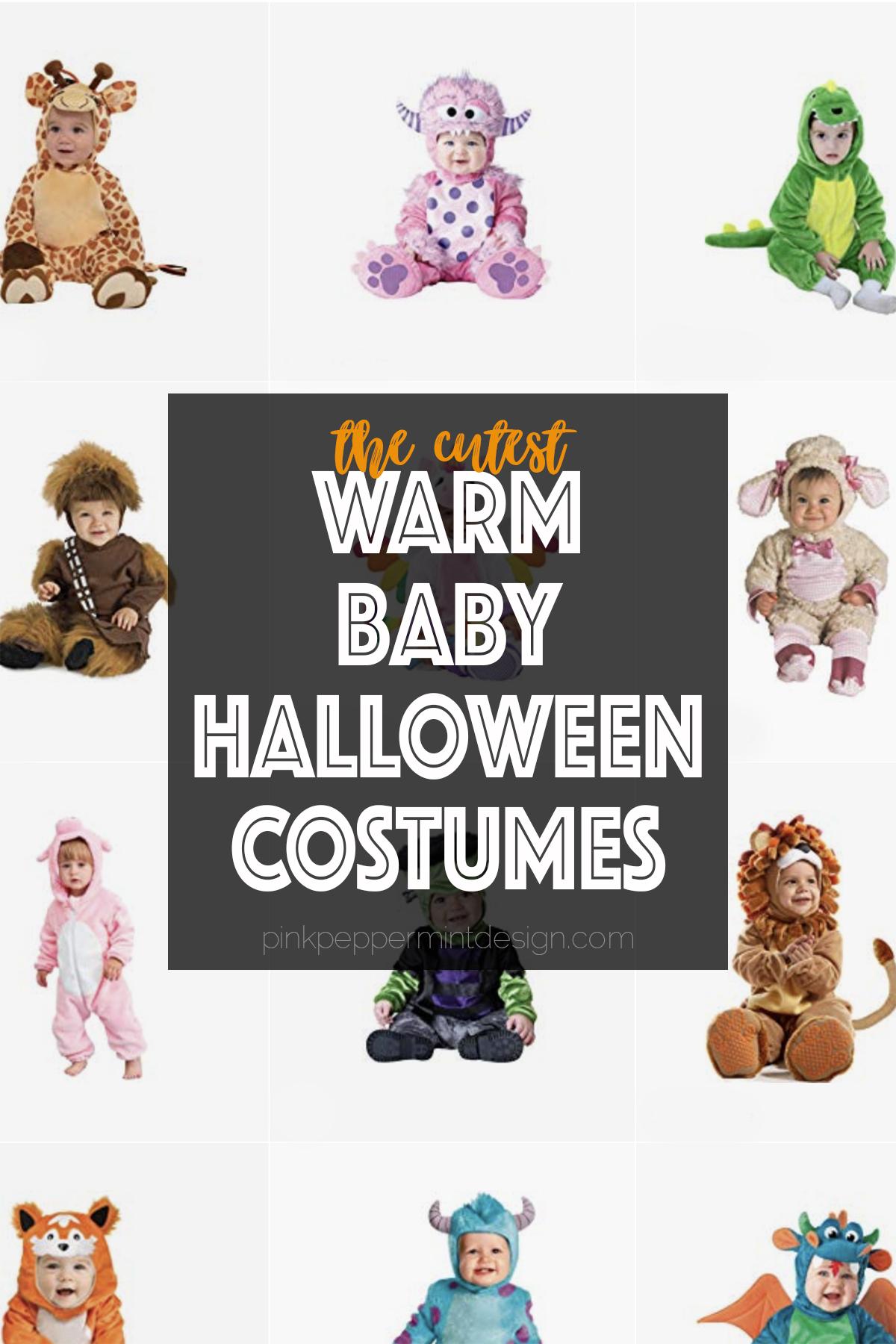 Best Warm Baby Halloween Costumes