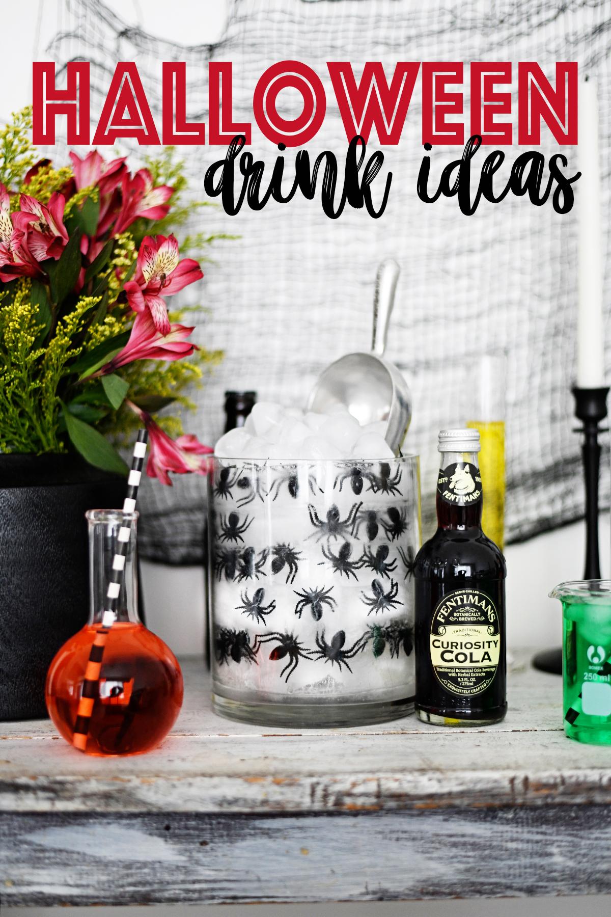 Amazing Halloween Drinks for Kids