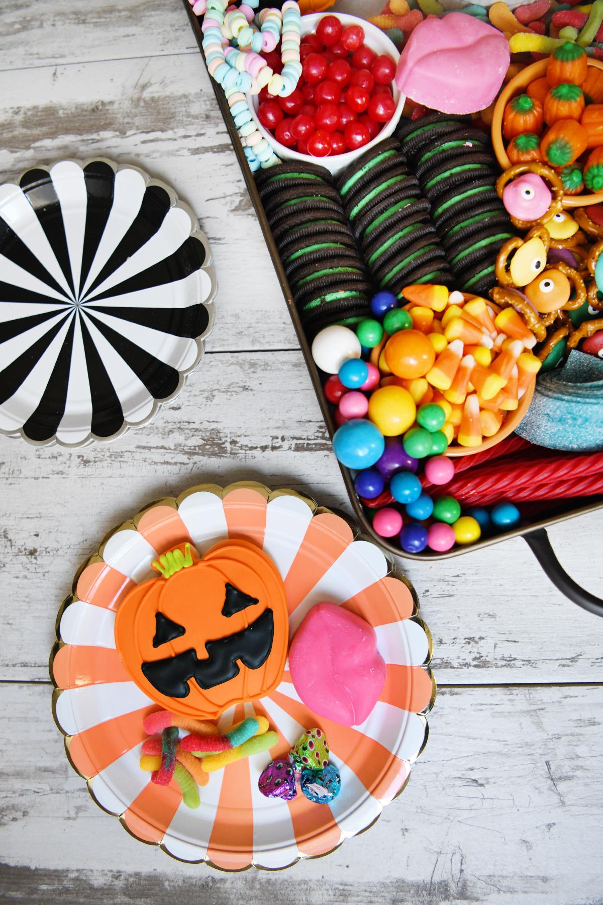 Spooky food ideas for kids