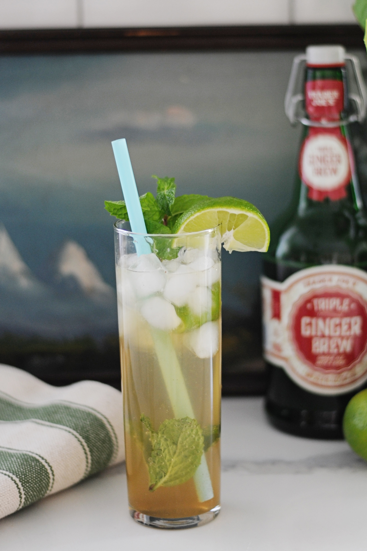 Mountain cooler mocktail 3