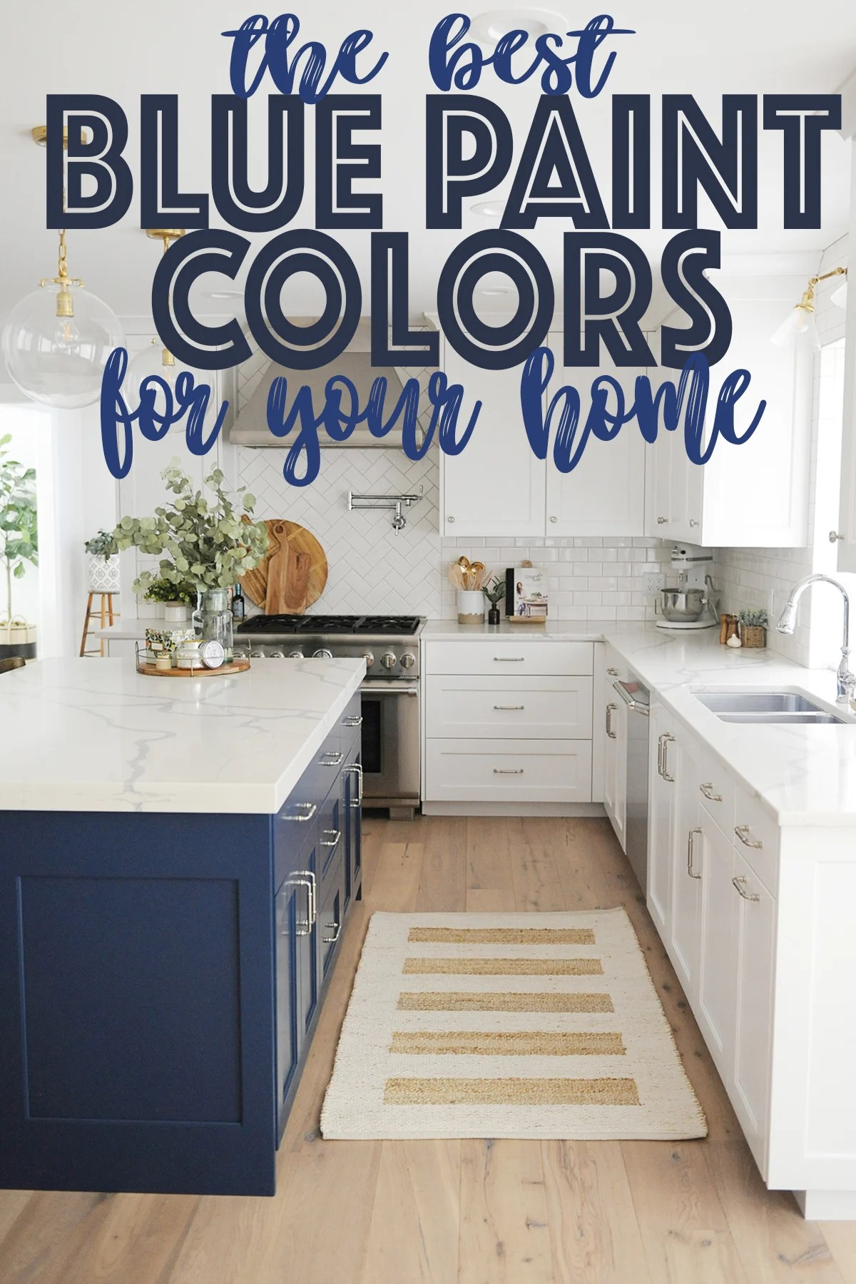 Designer's Favorite Blue Paint Colors for Your Home
