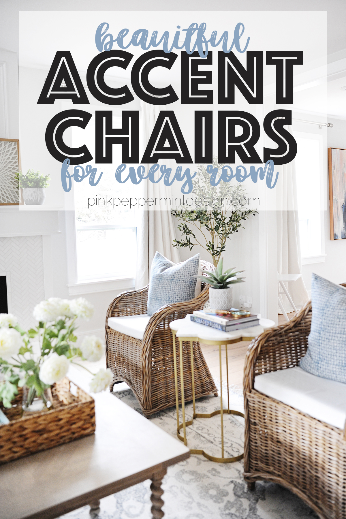 Modern accent chairs for every room