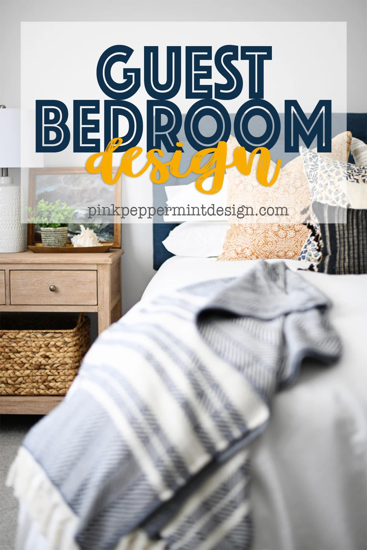 Summer Guest Room Design Ideas