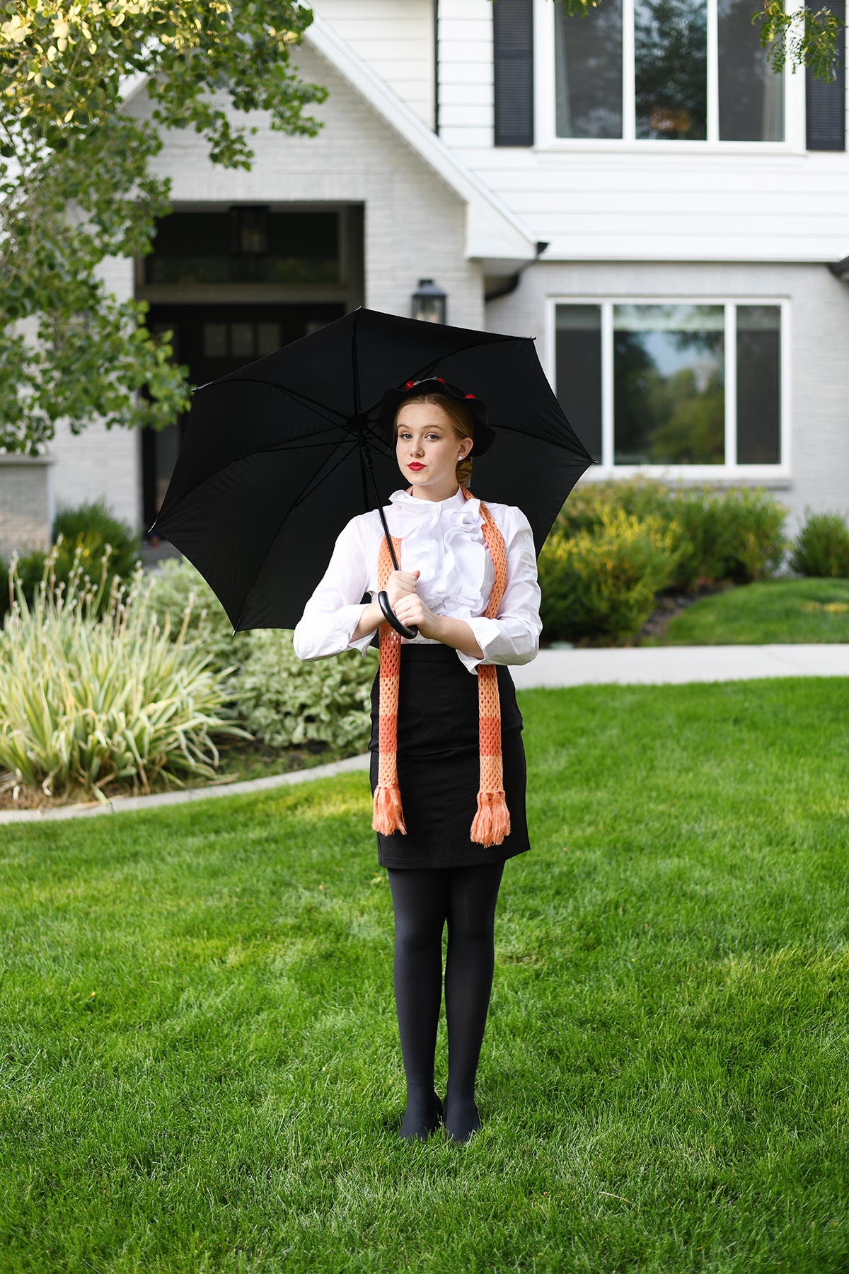 Diy mary poppins costume ideas