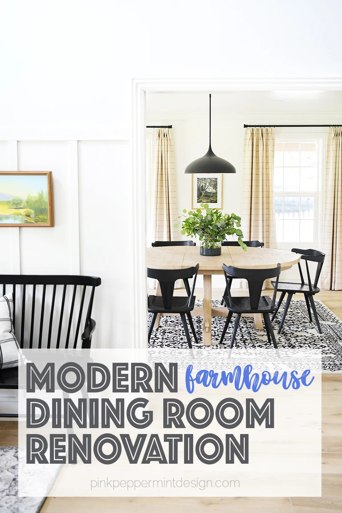 Midway Modern Dining Room Ideas