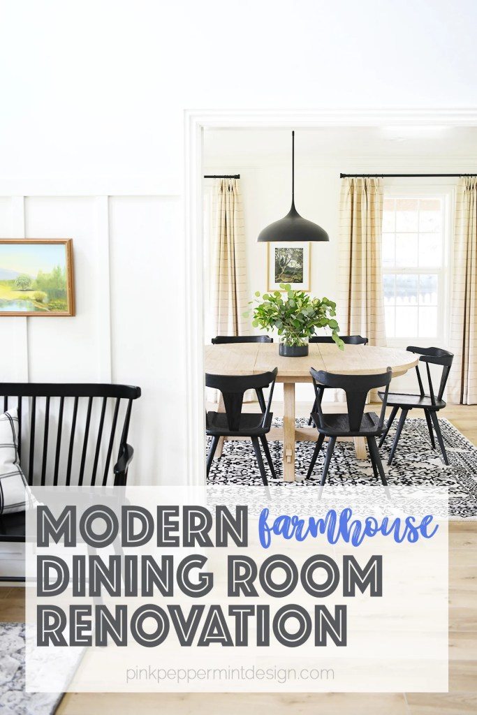 Modern dining room ideas