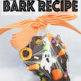 Delicious halloween bark recipe