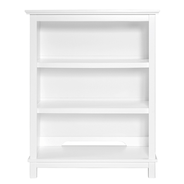 DaVinci Autumn Hutch Bookcase in White