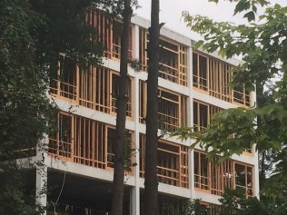 condos being built